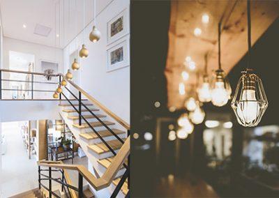 Iluminación interior Villa